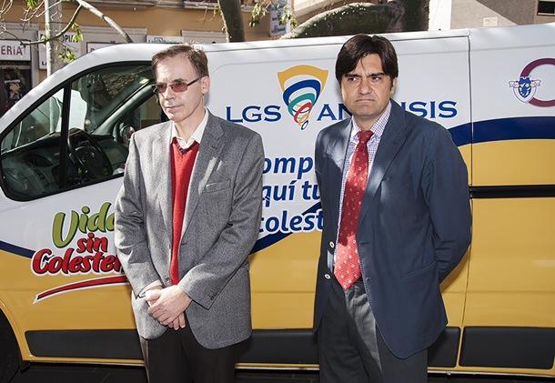 Sociedad Canaria de Cardiología y los Laboratorios LGS
