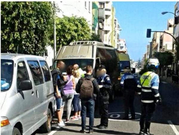 accidente microbus
