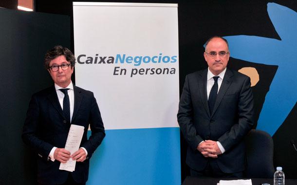 Andrés Orozco (izq.) y David Cova