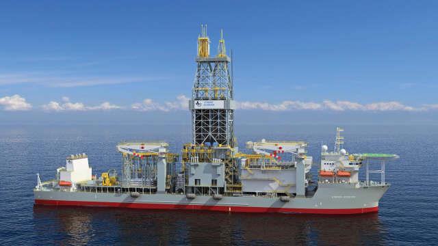 barco sondeos petrolíferos