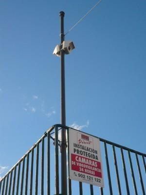 Las cámaras de videovigilancia estarán operativas 24 horas. | NORCHI