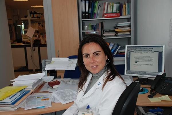 La doctora en Farmacia, profesora de Toxicología de la Universidad de La Laguna y Vocal de Investigación y Docencia del Colegio Oficial de Farmacéuticos de Santa Cruz de Tenerife, Carmen Rubio Armendáriz. | DA