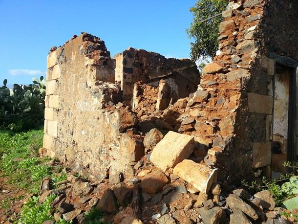 La casa del pirata Amaro Pargo, en estado ruinoso | Diario de Avisos