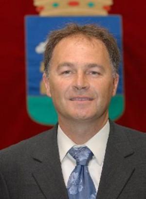 diputado de AHI-CC Javier Morales.