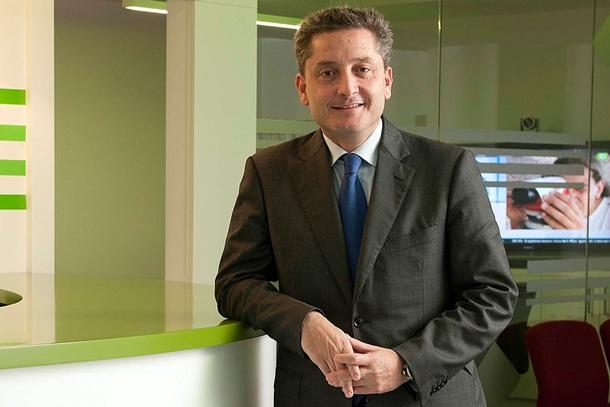 El director general de RTVC, Guillermo García,
