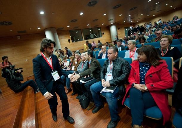 dirigentes PSOE Tenerife
