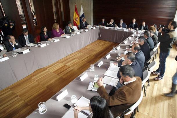 comité de expertos reforma de las administraciones públicas canarias