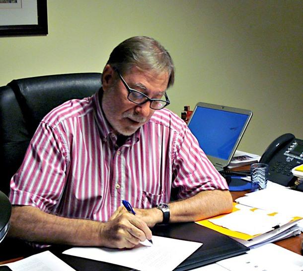 El expresidente de la Fedeco Luis de Miguel