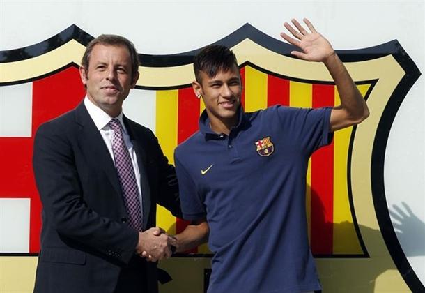 fichaje Neymar