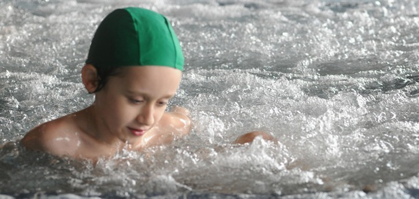 Héctor niño tinerfeño de siete años con síndrome autista