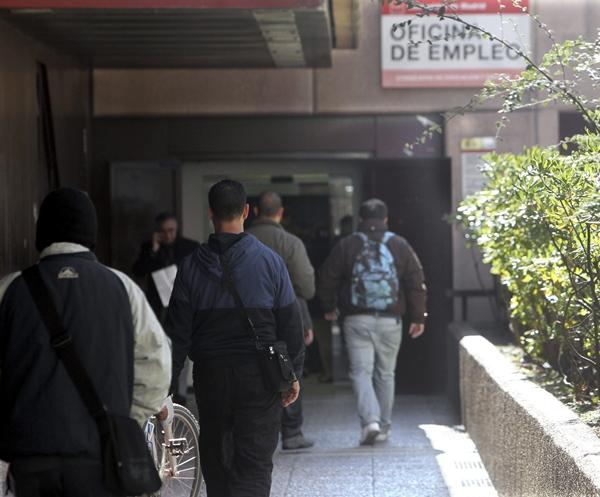 CC.OO. remarca que los trabajadores que están detrás de los expedientes no tienen otros ingresos. | DA