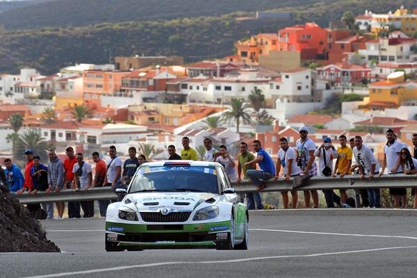 El Rally Islas Canarias, El Corte Inglés,  se celebrará del 27 al 29 de marzo en la isla de Gran Canaria. | DA