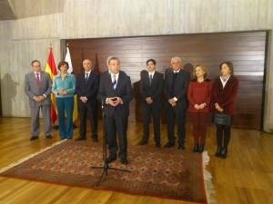 El Parlamento tiene que aprobar por mayoría absoluta la propuesta que luego será enviada al gobierno de Mariano Rajoy