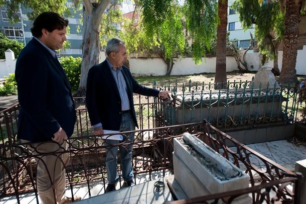rehabilitar el cementerio de San Rafael y San Roque