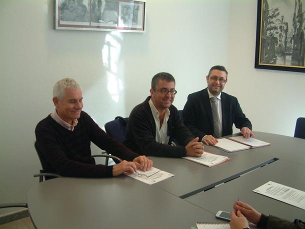 reunión IASS y Apanate