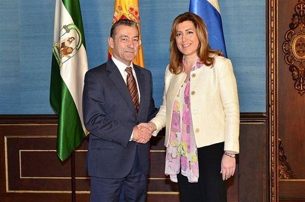 Canarias y Andalucía se unen en sus reivindicaciones