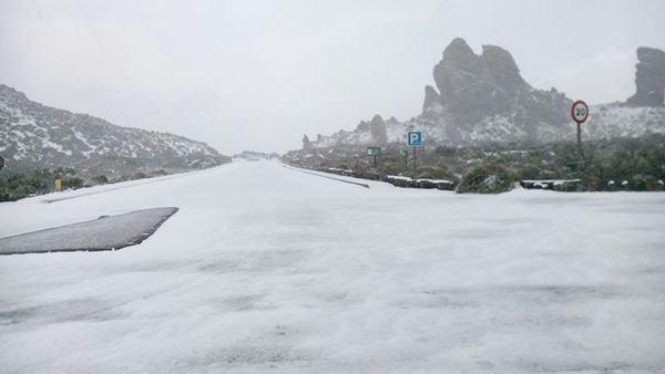 El Teide. / DA