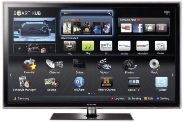 television a la carta televisiones de alta definición