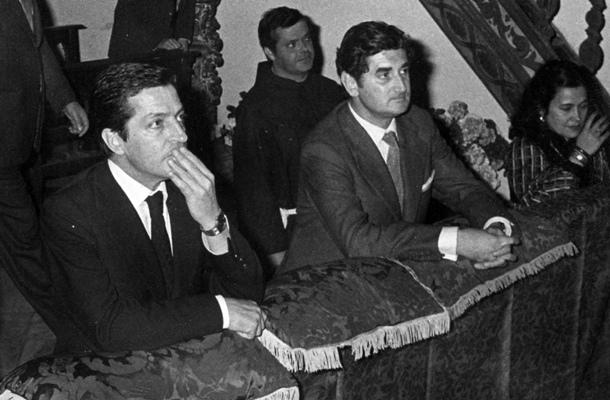 Adolfo Suárez y Alfonso Soriano
