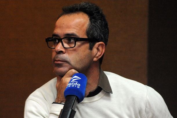 Álvaro Cervera, entrenador del CD Tenerife