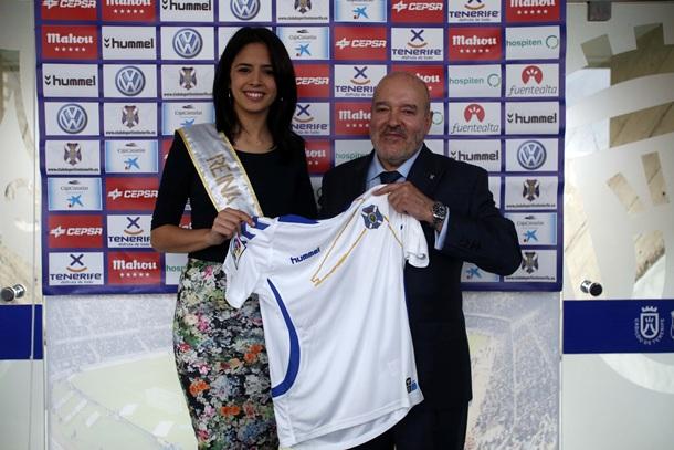 Amanda Perdomo Sanjuán y Miguel Concepción