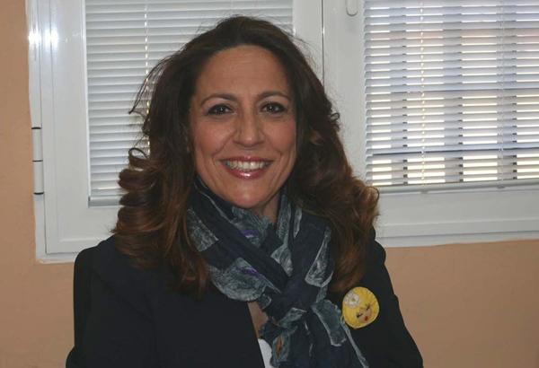 Ana Esther Flores, concejal de Servicios Sociales de Granadilla.   DA