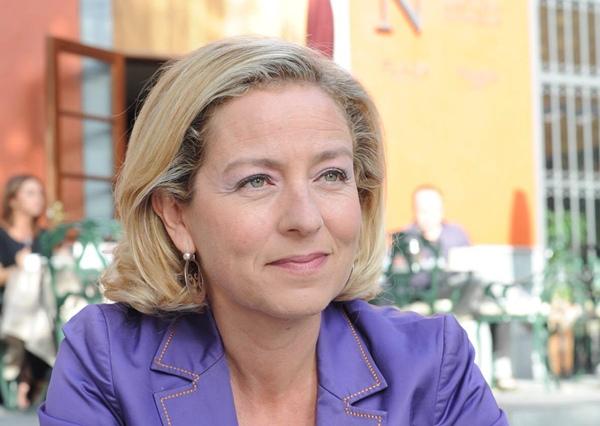 Ana Oramas, diputada de CC en las Cortes. | S. MÉNDEZ