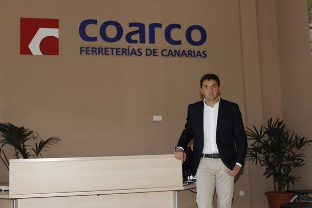 Ángel Miguel Expósito, presidente de Coarco