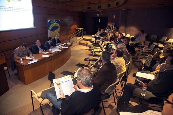 La asamblea general ordinaria de Asprocan se celebró el pasado viernes. | DA