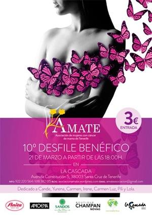 Asociación de Mujeres con Cáncer de Mama de Tenerife 'Ámate'