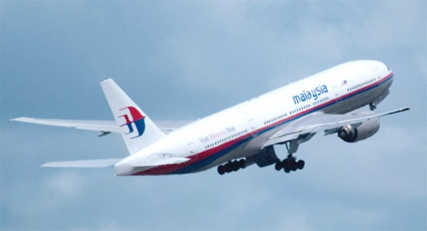 Vuelo MH370 Malaysia Airlines