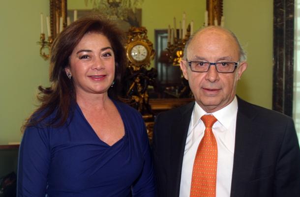 Beatriz Barrera ZEC y Cristóbal Montoro