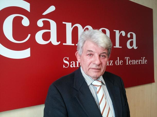 presidente Cámara de Comercio, José Luis García