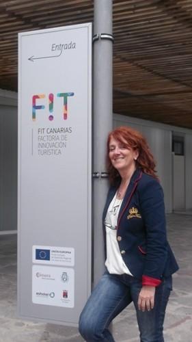 La directora de la FIT Canarias, Carmen de Miguel. | N.D.