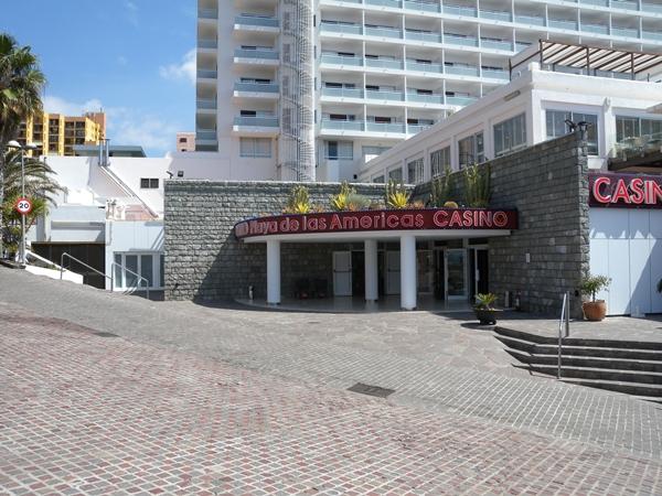 El Cabildo quiere ceder la gestión del Casino de Playa de Las Américas a otras entidades. | DA