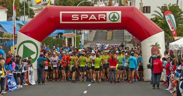 Copa Spar carreras de montaña