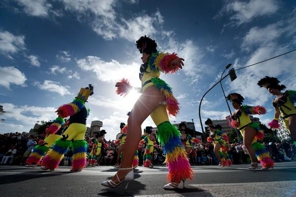 Coso Carnaval Santa Cruz