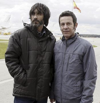el periodista Javier Espinosa y del fotógrafo Ricardo García Vilanova,