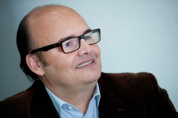 Enrique Rodríguez de Azero, presidente de la Asociación Canaria de Energías Renovables (ACER). | FRAN PALLERO