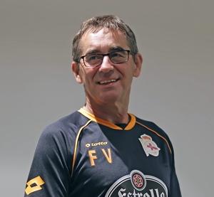 Fernando Vázquez Deportivo de la Coruña