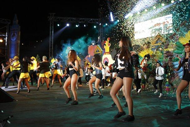 Gala del Carnaval de Candelaria