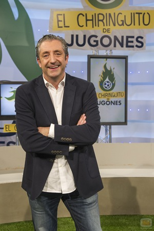 Josep Pedrerol El Chiringuito de jugones