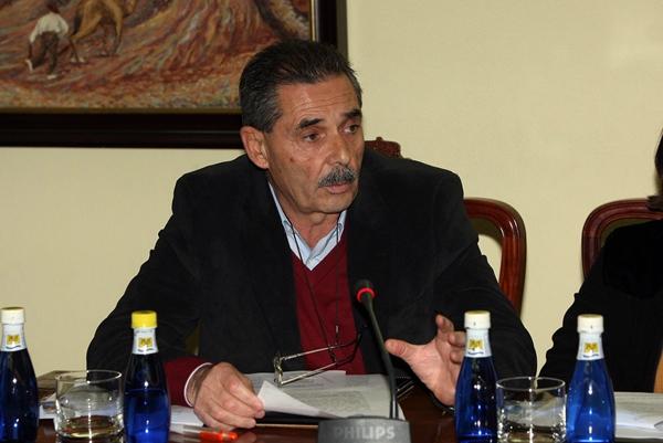 Manuel Reverón, responsable de Seguridad Ciudadana. | DA