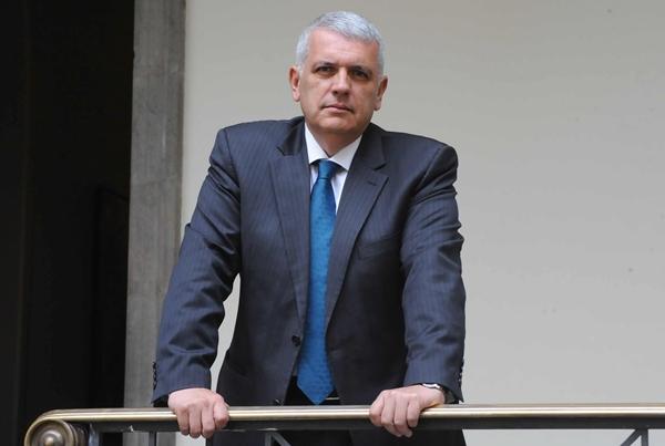Manuel Marcos Pérez, vicesecretario general del PSOE de Canarias y diputado autonómico.   JAVIER GANIVET