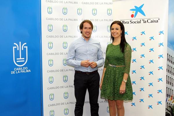 Mariano Hernández Zapata y Laura García Yánez. | DA