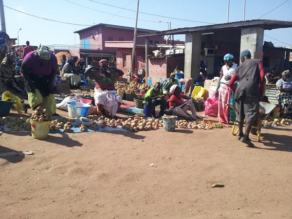 Gambia es uno de los países donde más se practica la ablación.   DA