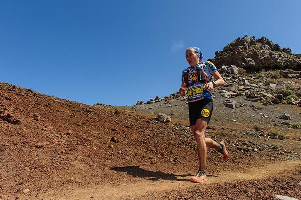 Nuria Picas, corredora     del equipo Buff. | DA