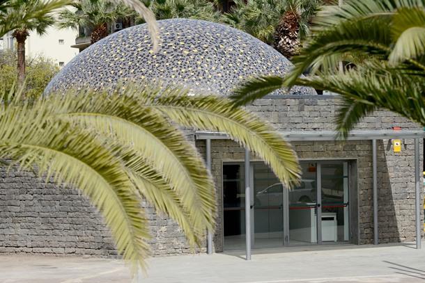 oficinas municipales Parque La Granja