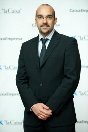Omar Afailal, representante de CaixaBank en Casablanca. | F. PALLERO