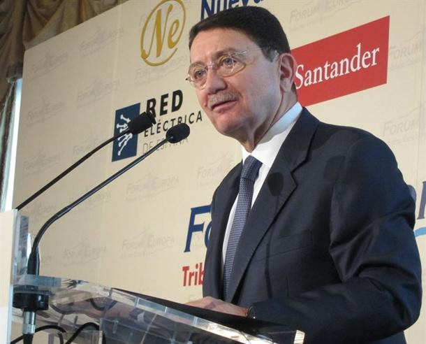El secretario de la Organización Mundial de Turismo, Taleb Rifai